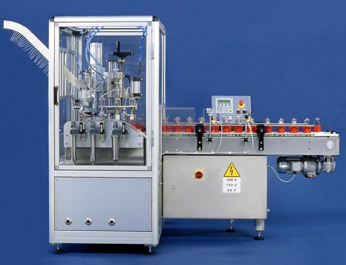 Automatic Perfume Filling Machine Plant LA1