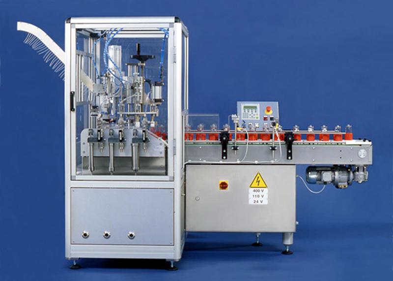 Automatic Perfume Filling Machine | PERFUME FILLING PLANT
