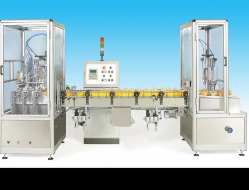 LA3 Automatic Perfume Filling Plant
