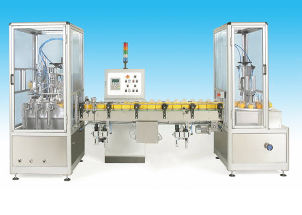 PERFUME FILLING PLANT Automatic